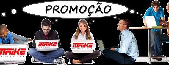 Promoção Internet Maike Informática 16 anos
