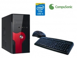 MICRO COMPOSTO COMPUSONIC CORE I5 / 4GB / 500GB