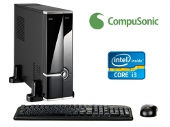 MICRO COMPOSTO COMPUSONIC SFF CORE I3 / 4GB / 500GB