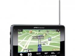 "GPS MULTILASER TRACKER II TELA 4,3"" SLIM"