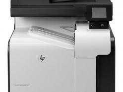 IMPRESSORA MULTIFUNCIONAL HP LASERJET COLOR M570DN