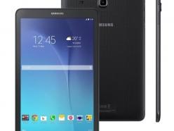 Tablet Galaxy TAB e 9.6 Samsung T560 Wifi Preto