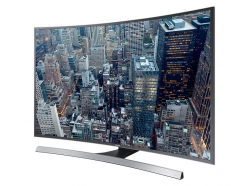 "Smart TV LED 40"" Samsung Curva UN40JU6700GXZD Ultra HD 4K"