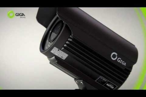 Câmeras Giga Security - Precisão na hora de Proteger
